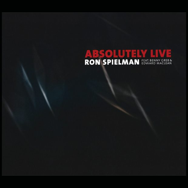 Ron Spielman - Absolutely Live Cover