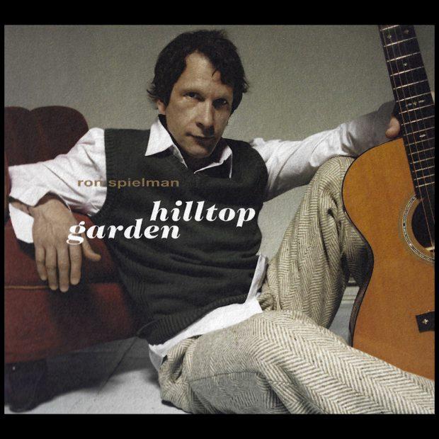 Ron Spielman - Hilltop Garden Cover