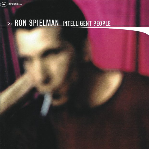 Ron Spielman - Intelligent People Cover