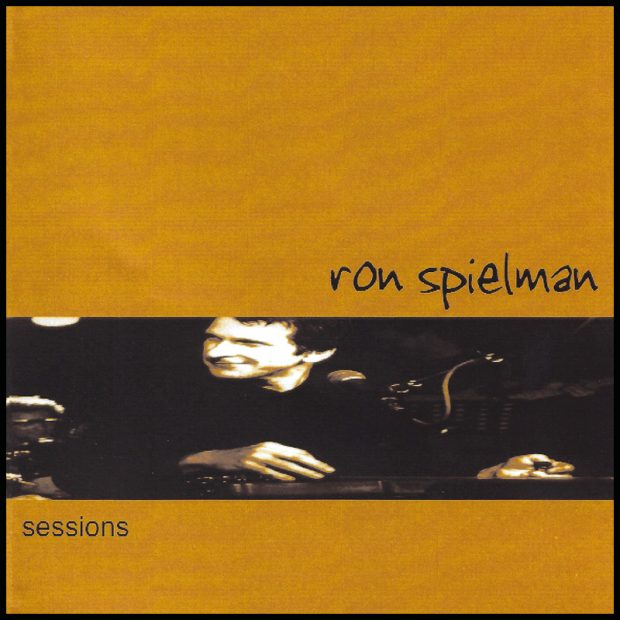 Ron Spielman - Sessions Cover