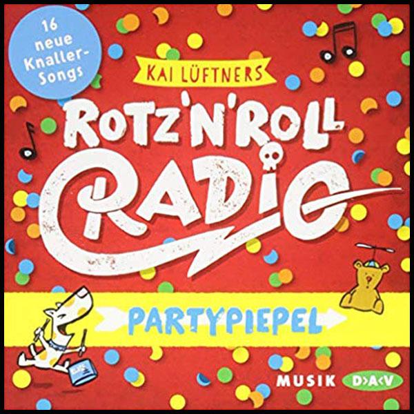 Kai Lüftner – Rotz 'n' Roll Radio