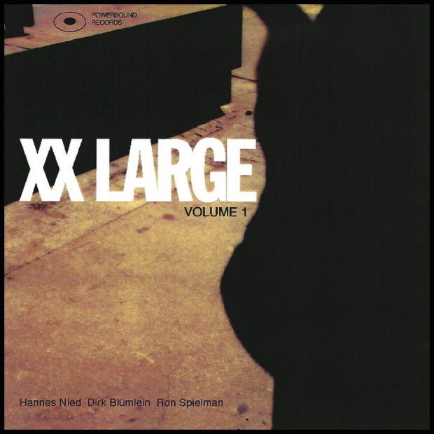 XXLOUD - Volume 1 Cover